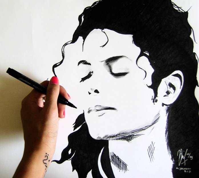 Я не поклонница Майкла Джексона, но даже сейчас, во время написания этой небольшой статьи слушаю его песню. И, к с ... - Изображение 1