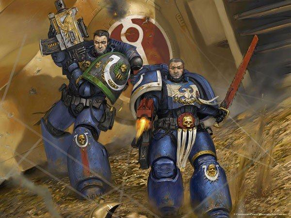 Владимир Рыжков This is not over, xeno... #Warhammer - Изображение 1