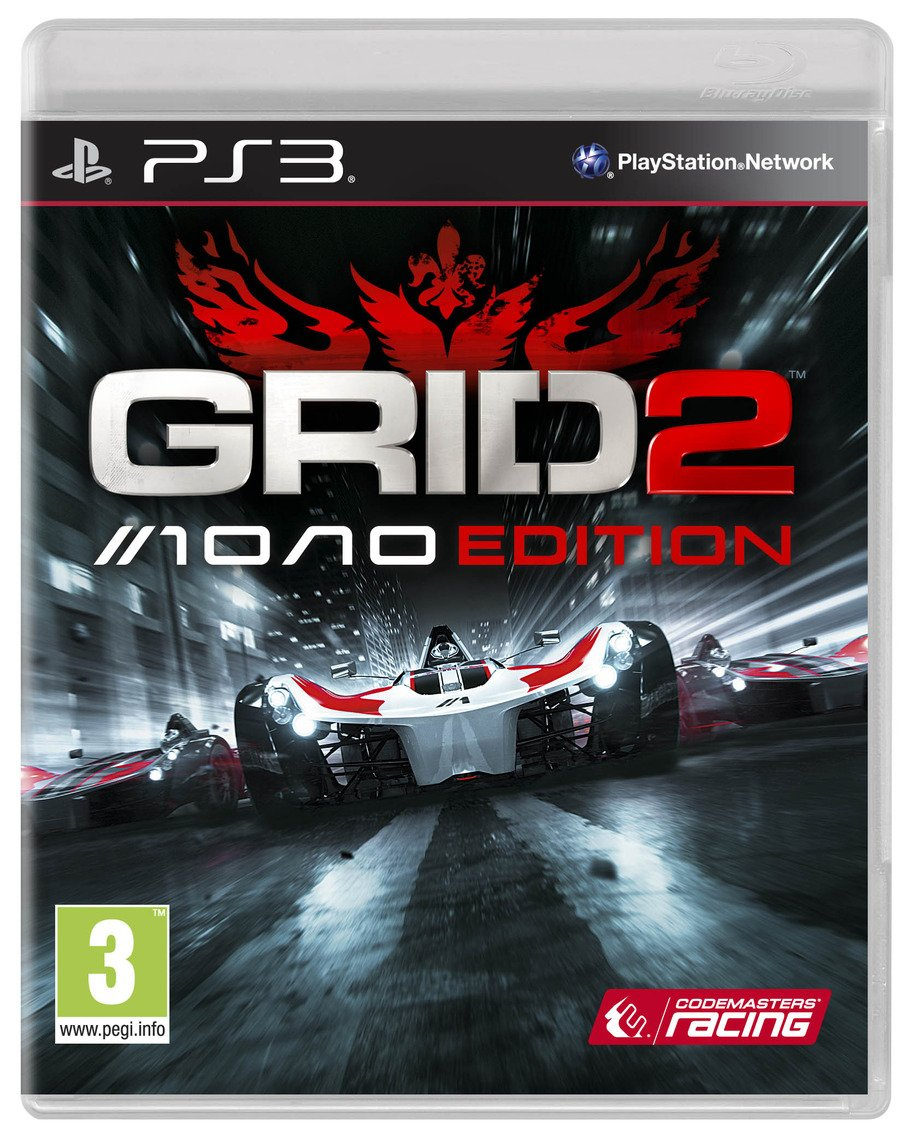 GRID 2: Mono Edition за £125000 - спорткар как бонус к игреКоллекционное издание Grid 2 за £125,000. В комплекте сам ... - Изображение 3
