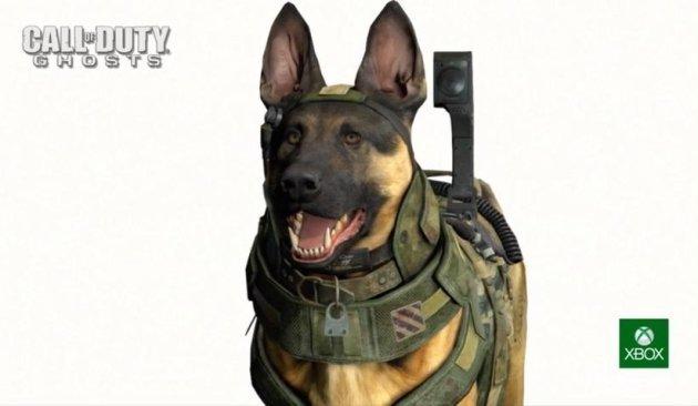 В Call Of Duty у собаки будет камера на спине. Додумается ли кто-нибудь сделать видео прикрепив GoPro к собаке? - Изображение 2