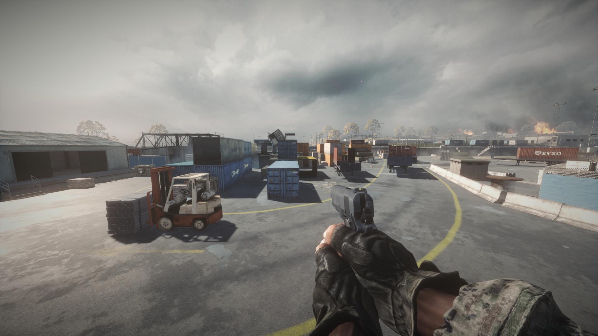 Battlefield 3. Первый скриншот сделан в феврале 2012 г, второй – в июне 2013, настройки одинаковые. - Изображение 2