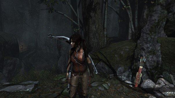 В сеть попали изображения новых костюмов Лары Крофт из не анонсированного DLC. - Изображение 2