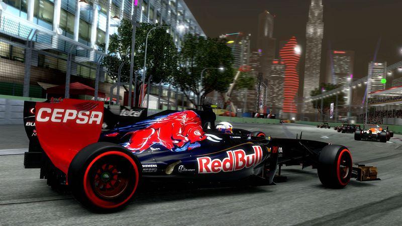 Крутые скриншоты вышедшей сегодня F1 2013. - Изображение 3