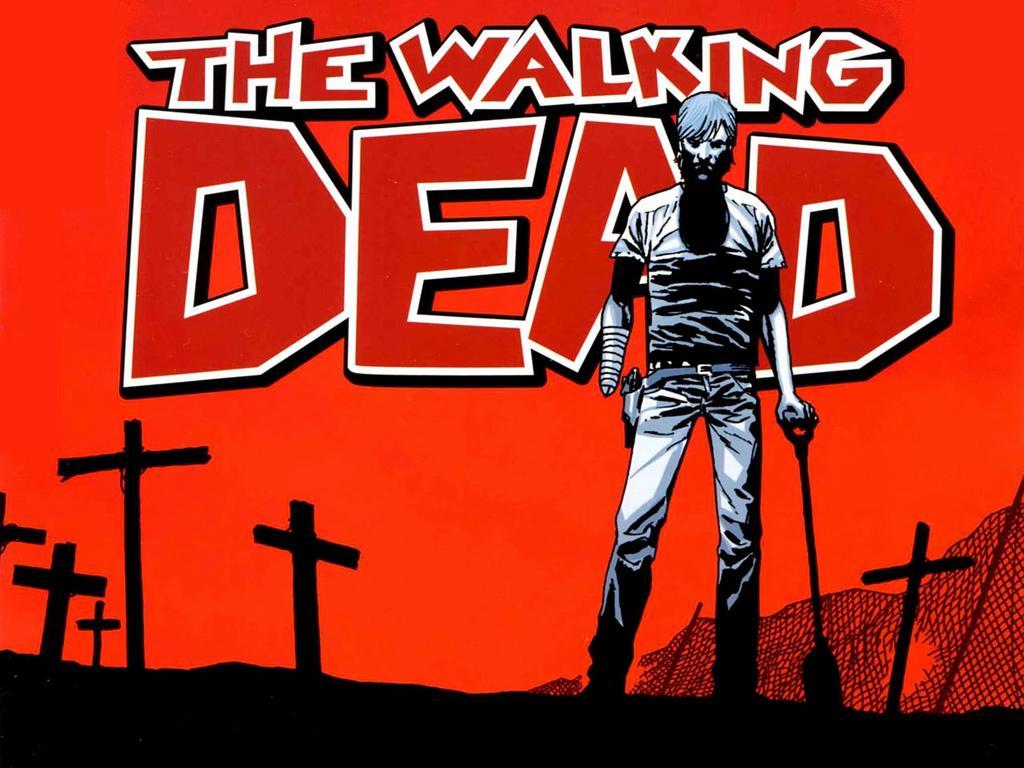 The Walking Dead, самая популярная на данный момент зомби-вселенная, кроме постоянно выходящего комикса, вселенная Х ... - Изображение 1