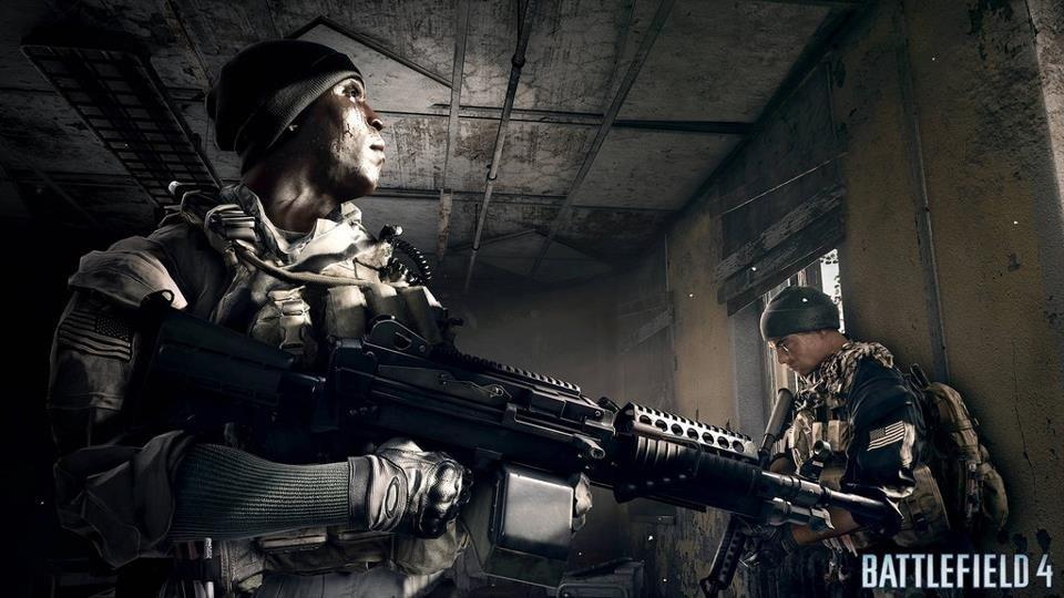 Первые скриншоты Battlefield 4 - Изображение 1