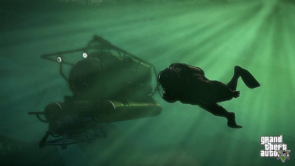 Новые детали о GTA 5 медленно, но верно появляются в сети. Сегодня мы хотим поделиться с вами новыми подробностями о ... - Изображение 1