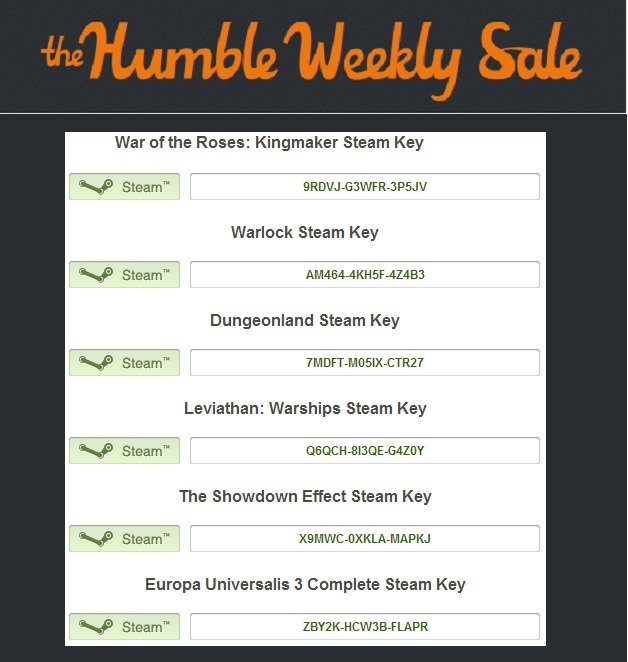 ключики Steamналетай - Изображение 1