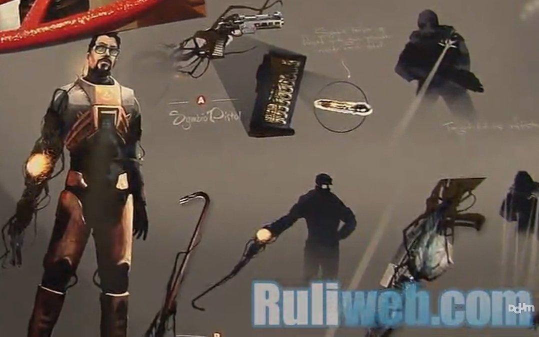 А давайте ещё помечтаем о HL3? Игроки в Dota 2 из Южной Кореи, побывавшие в гостях у Valve, поделились видеоотчётом  ... - Изображение 1