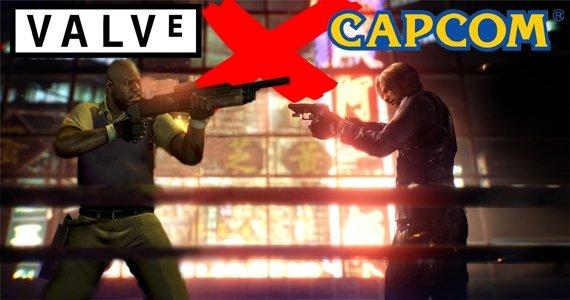 Valve и Capcom объединят Resident Evil 6 и Left 4 Dead 2 в кроссовер  Компания Valve и издательство Capcom объявили  ... - Изображение 1