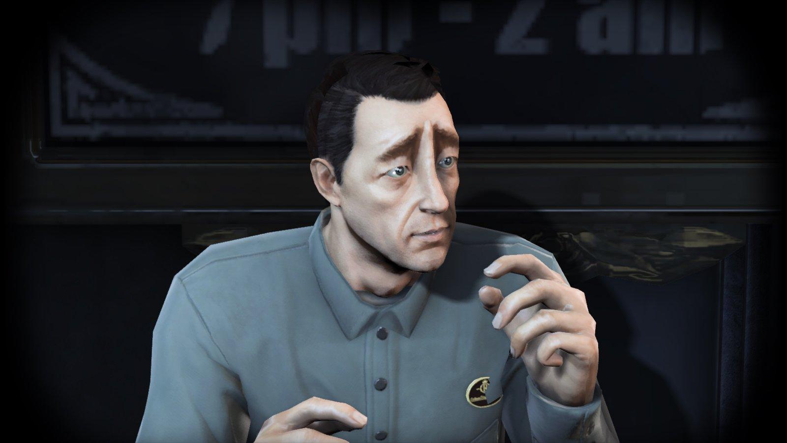 Это лицо как ни что другое показывает весь его ужас и страх (Batman Arkham Origins) - Изображение 1
