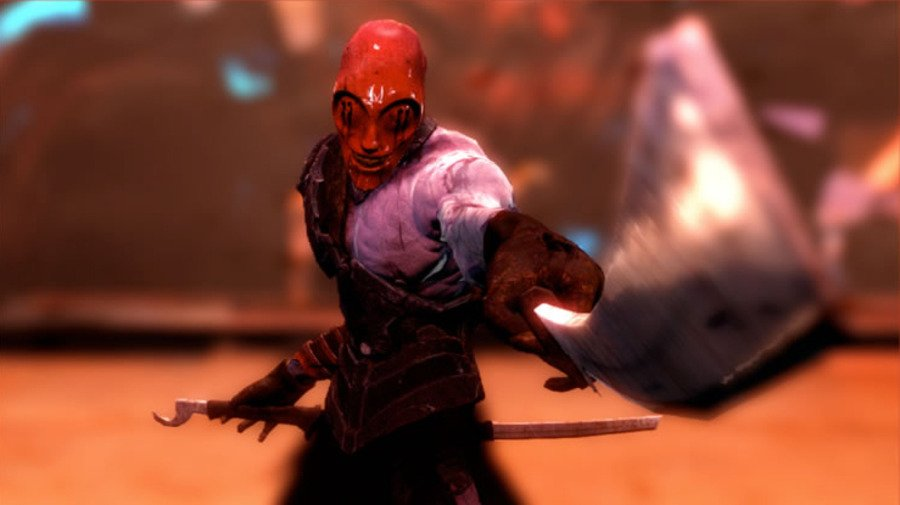 -273°C: DmC Devil May Cry    Ремейк франшизы в целом оказался хорошей игрой, но всё же не без огрехов.    Одним из м ... - Изображение 1
