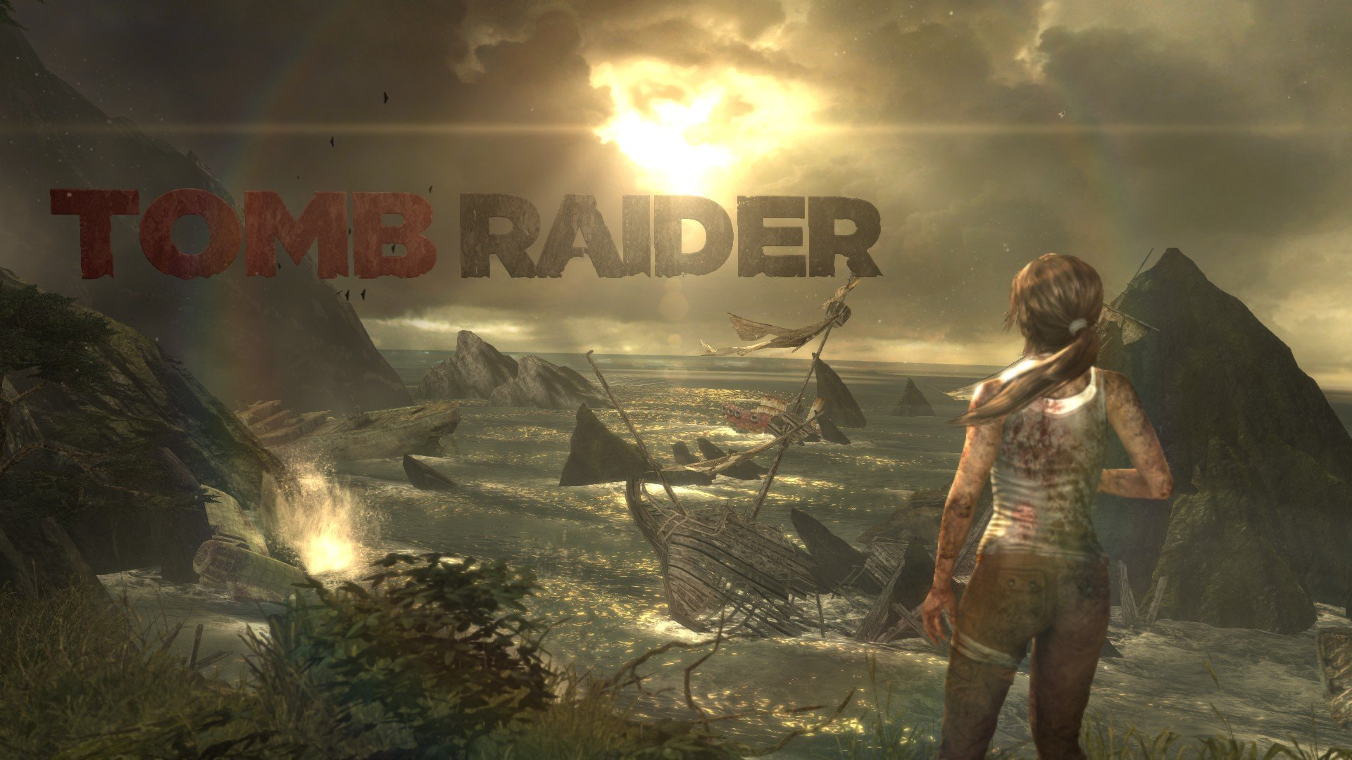 Новый Tomb Raider это настолько крутая игра, что даже не верится. Атмосферно, музыка Джейсона Грейвса в тему, атас г ... - Изображение 1