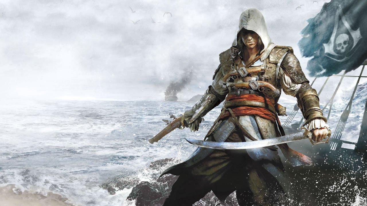 Ubisoft решила отдать небольшой фанкит фанатам игры Assassin's Creed IV Black Flag. Скачать всё это дело можно по сс ... - Изображение 1