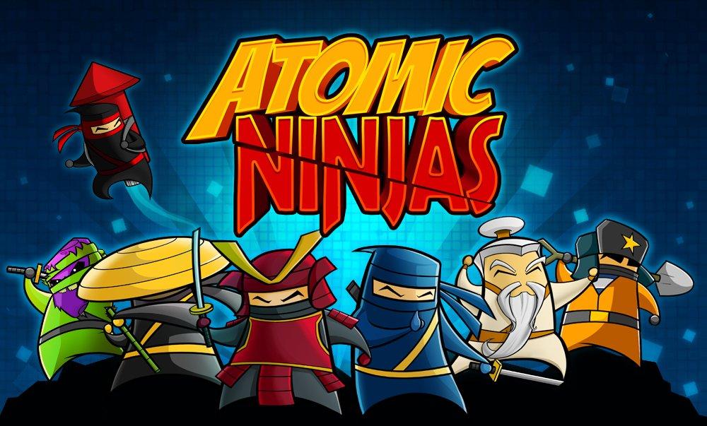 Атомный Ниндзя для PS3 и PSV  Вчера, IGN, обнаружила новую игру для PS3 и PS Vita под названием Atomic Ninjas. Разра ... - Изображение 1