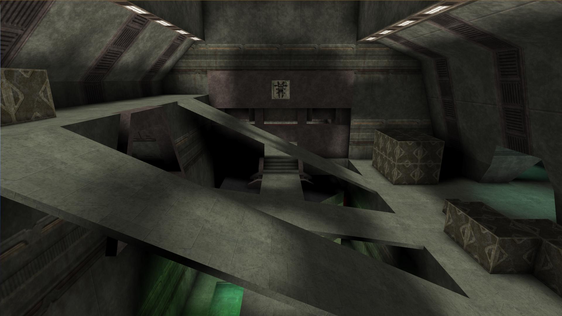 Deck. Эволюция.1. Unreal Tournament (1999)2. Unreal Tournament 2004 (2004)3. Unreal Tournament 3 (2007) - Изображение 1