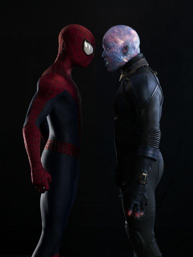 Новое промо Нового же паука.Да, да, старый паук был лучше, электро-негр это плохо и так далее, знаем уже.  - Изображение 1