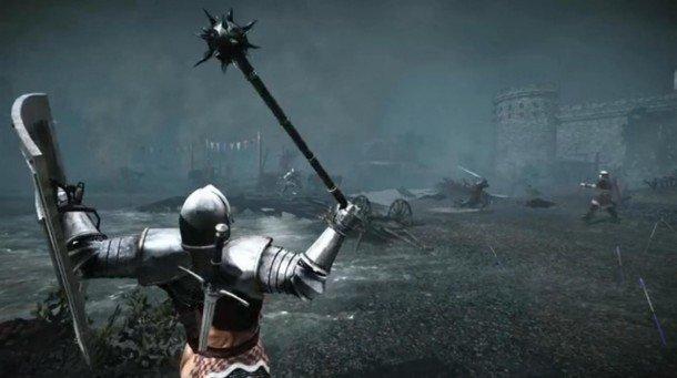 По-моему отлично рубанули в Chivalry: Medieval Warfare! Было 10-12 человек всего, и на уютном сервере (спасибо Zang ... - Изображение 1