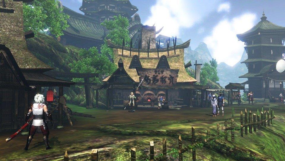 В начале 2014 года Toukiden: The Age Of Demons порадует западных игроков.  #PS_VITA #однойстрокой. - Изображение 3