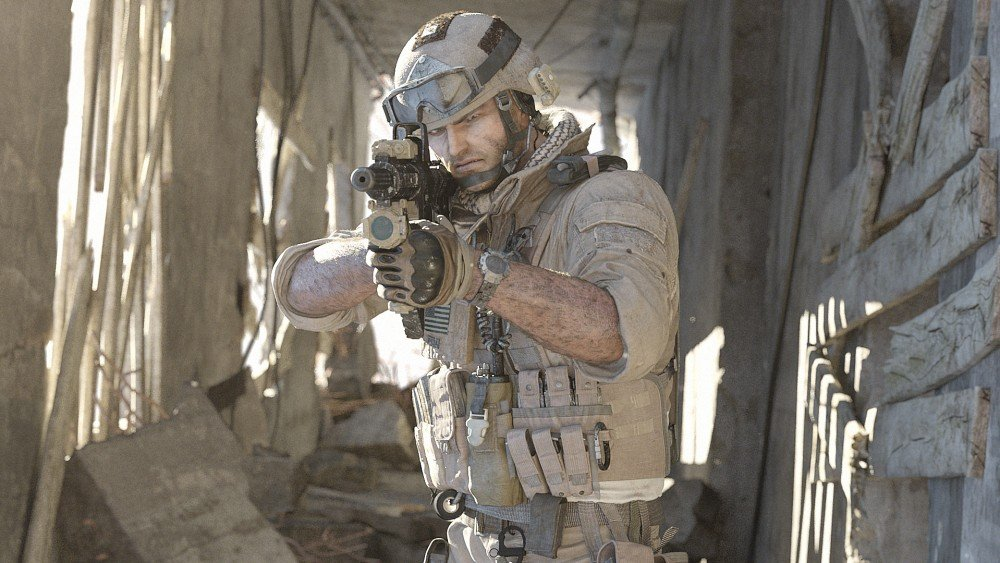 Вот [наверное] первый скриншот Battlefield 4 - Изображение 1