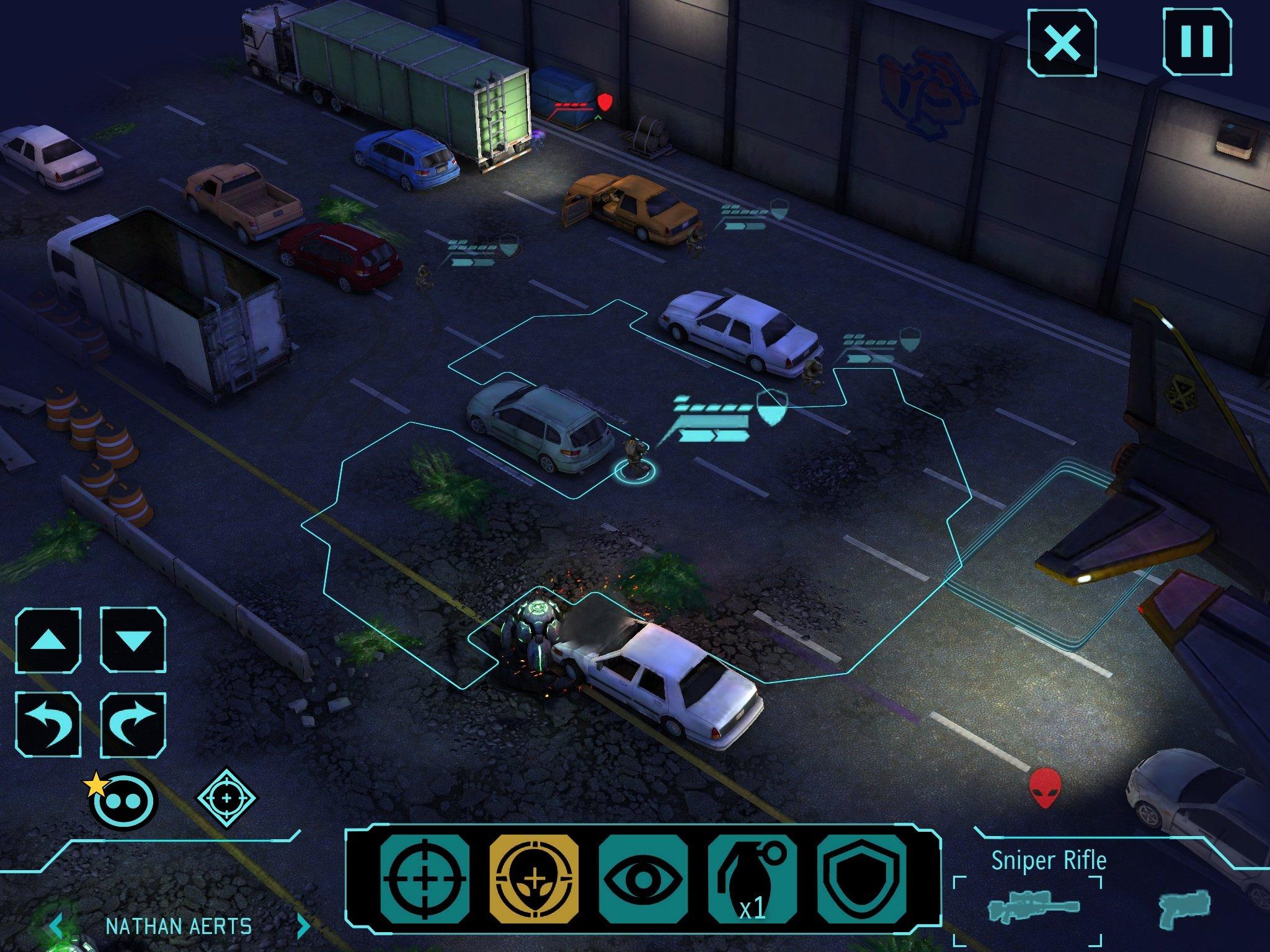 XCOM: Enemy Unknown для #ios выходит сегодня. Буржуи очень хвалят и говорят, что порт практически идеальный. Ну что ... - Изображение 1