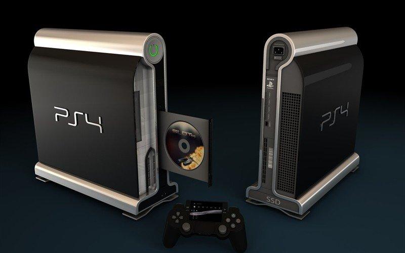 Внешний вид PlayStation 4. - Изображение 1