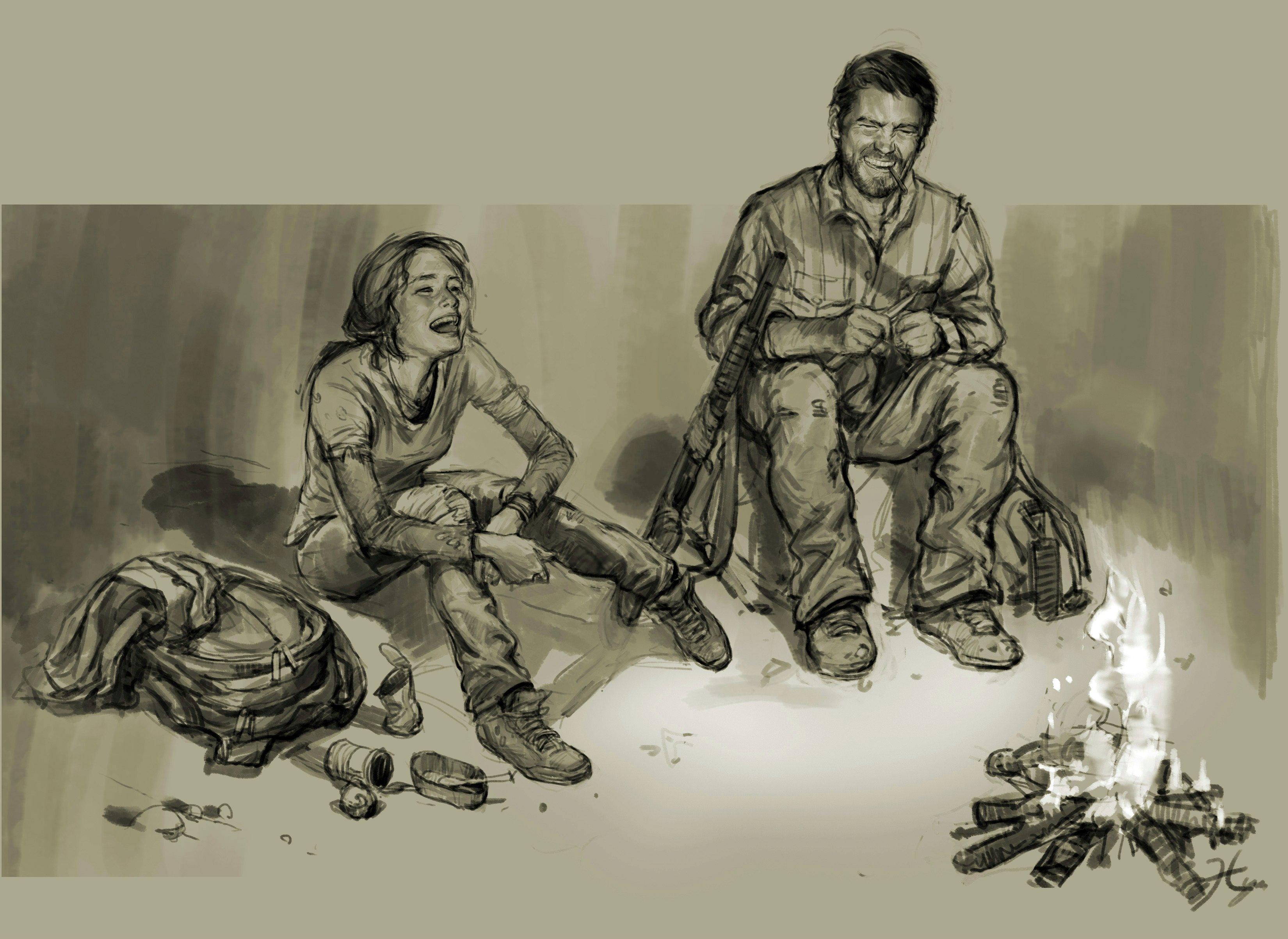 После прохождения сингла Одни из нас / The Last of Us решил поиграть в мультик, но оказалось что в ПСН'е плановые р ... - Изображение 1