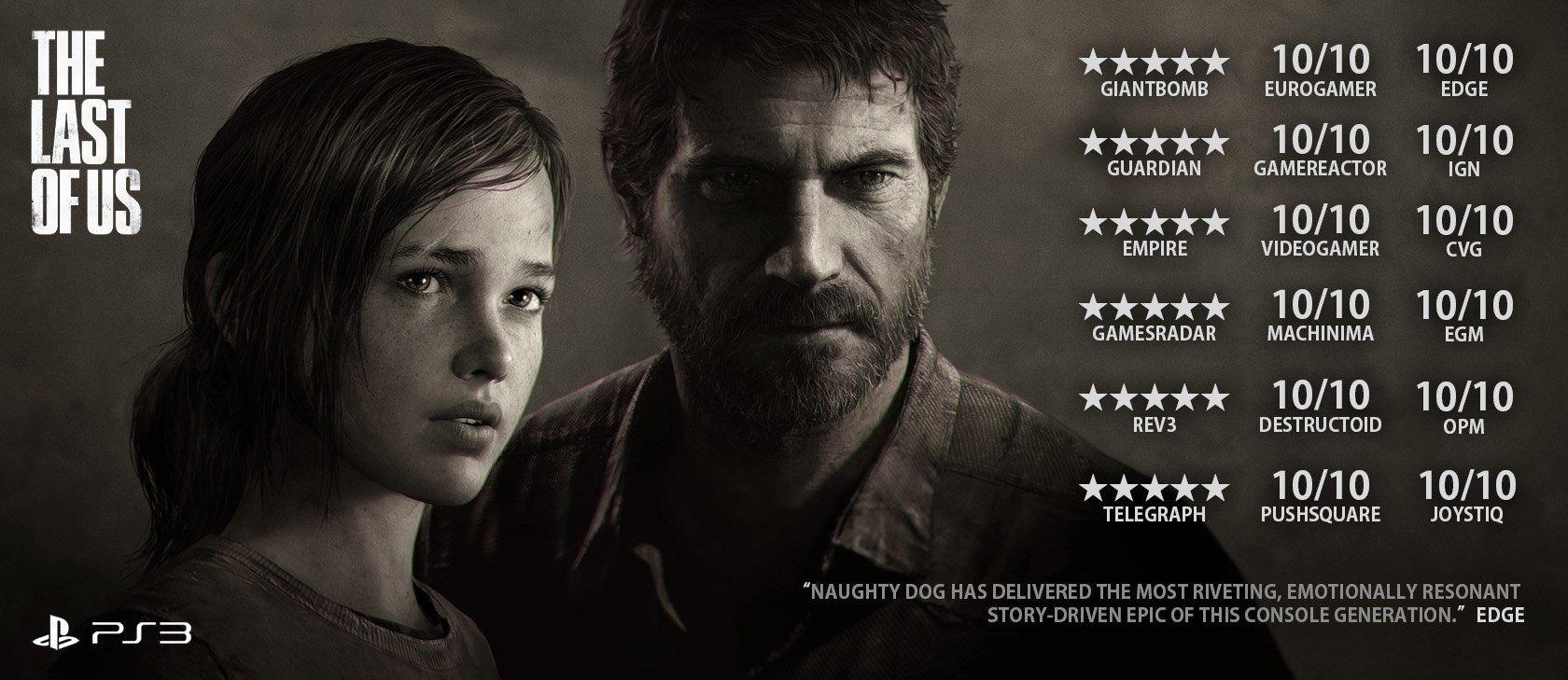 Правду говорят об игре The Last of Us-это не просто игра, а произведение искусствa и подобной этой просто несуществует - Изображение 1