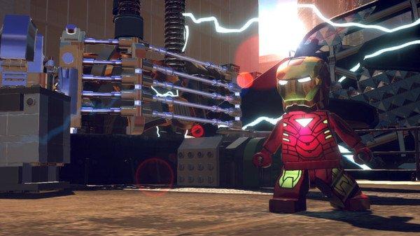 Скриншоты игры LEGO® Marvel™ Super Heroes. - Изображение 2