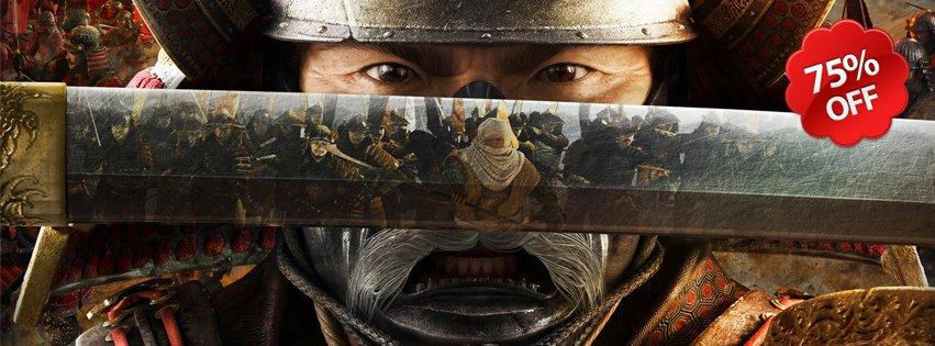 Скидка 75% на Shogun 2: Total War Коллекция до 17.00 7 Марта на Epic.Kanobu!   Total War: SHOGUN 2 Коллекция включае ... - Изображение 1