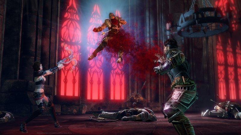 Картинки из игры Blood Knights. - Изображение 1