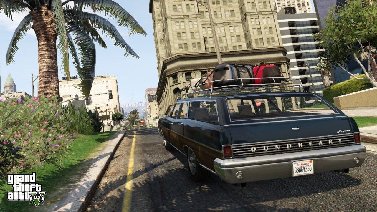 Новые скриншоты Grand Theft Auto V Часть 3 - Изображение 2