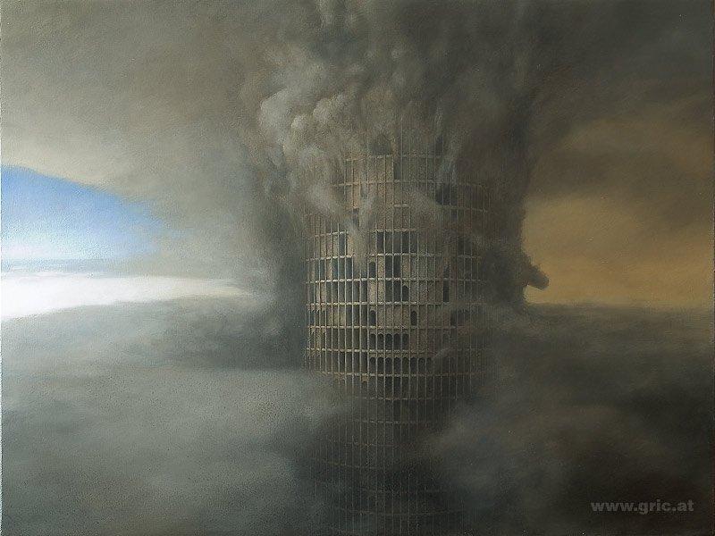Небольшой рассказ. (Нет идей что ещё кинуть) Называется: Пожар на Главной башне. Оставляйте комменты)   Огромный без ... - Изображение 1