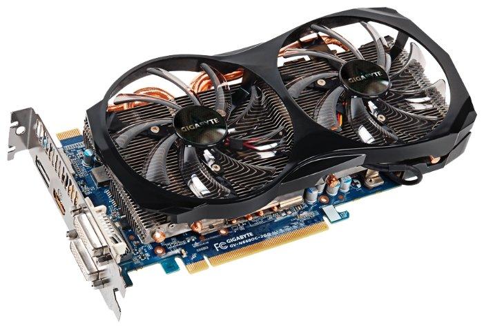 Потянет некстген? GIGABYTE GeForce GTX 760 1085Mhz PCI-E 3.0 2048Mb 6008Mhz 256 bit 2xDVI HDMI HDCP - Изображение 1