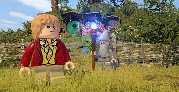 #Hobbit#Lego#ttgames#Анонс  LEGO The Hobbit анонсирован. Первые детали и скриншоты  Информация о «леголизации» Хобби ... - Изображение 3