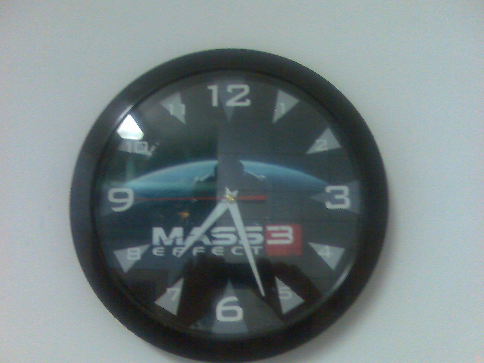 Виктор напиши адрес куда можно выслать посылку с часами Mass Effect 3! - Изображение 1