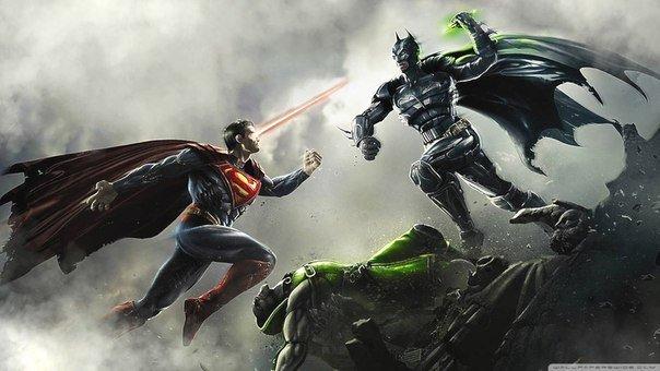 Wii U-версия Injustice: Gods Among Us перенесена на 26 апреля.  Релиз игры на PS3 и Xbox 360 состоится 19 апреля. - Изображение 1