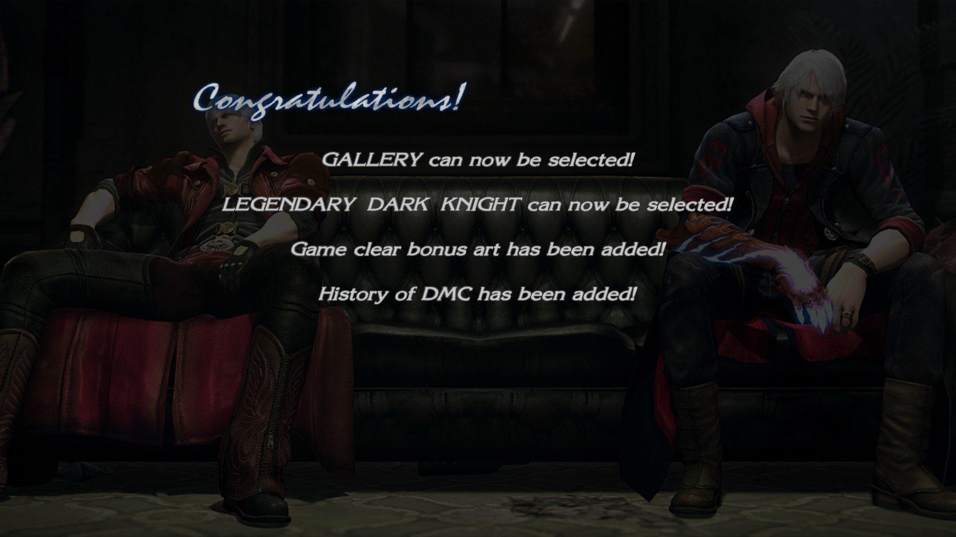 Devil May Cry 4 пройден на обычном уровне сложности. С месяц назад я застрял в начале 16го уровня. Сегодня наконец п .... - Изображение 1