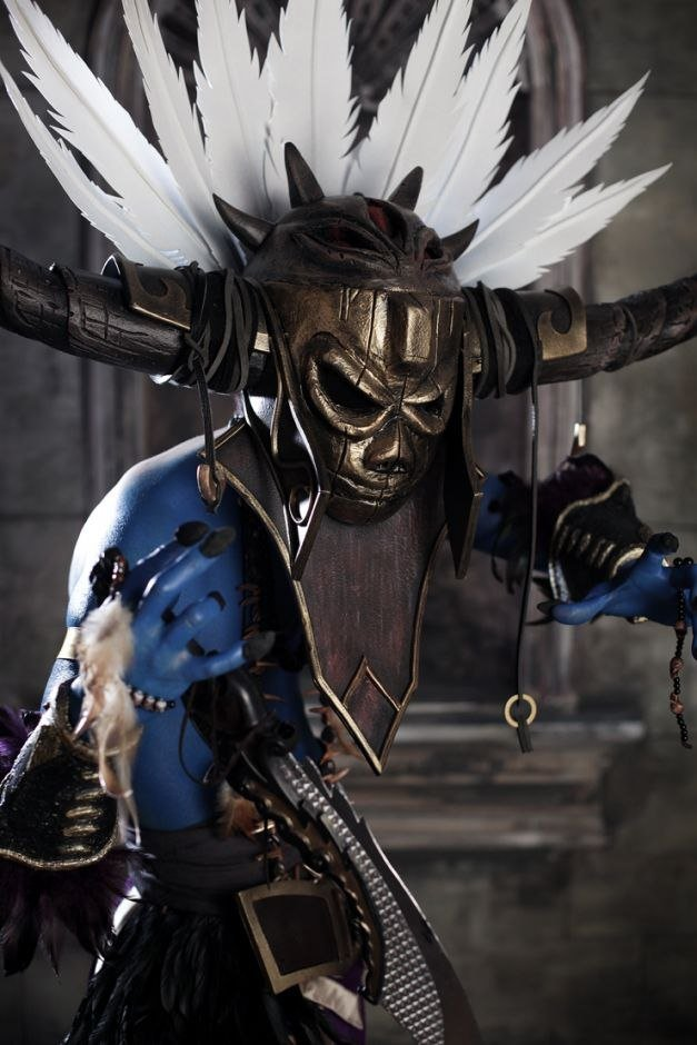 Отличный косплей на тему Diablo  - Изображение 2