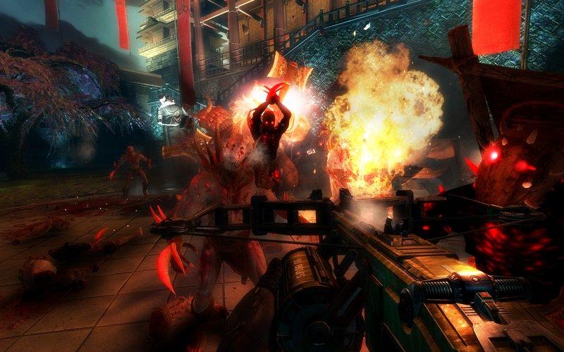 Shadow Warrior - на вид отличная игра для редакционного летсплея-трансляции. - Изображение 1