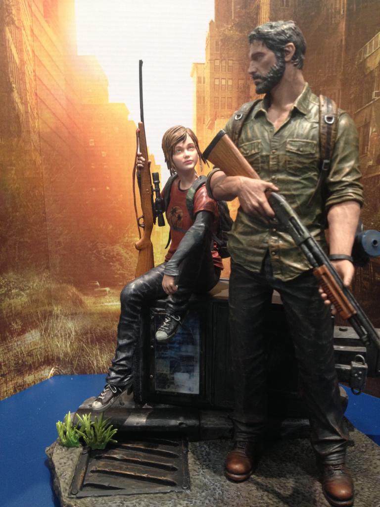 Фотографии фигурки издания Post-Pandemic для The Last of Us. Напомним, что издание будет выпущено эксклюзивно для Ам ... - Изображение 2