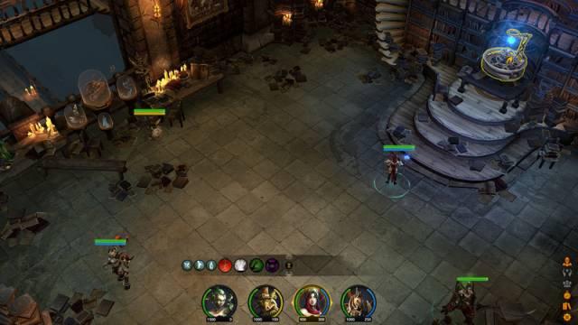 Скриншоты новой стратегии Aarklash: Legacy. - Изображение 1