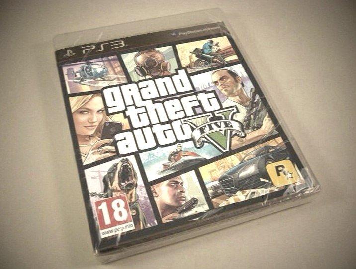 Grand Theft Auto V  - Изображение 1