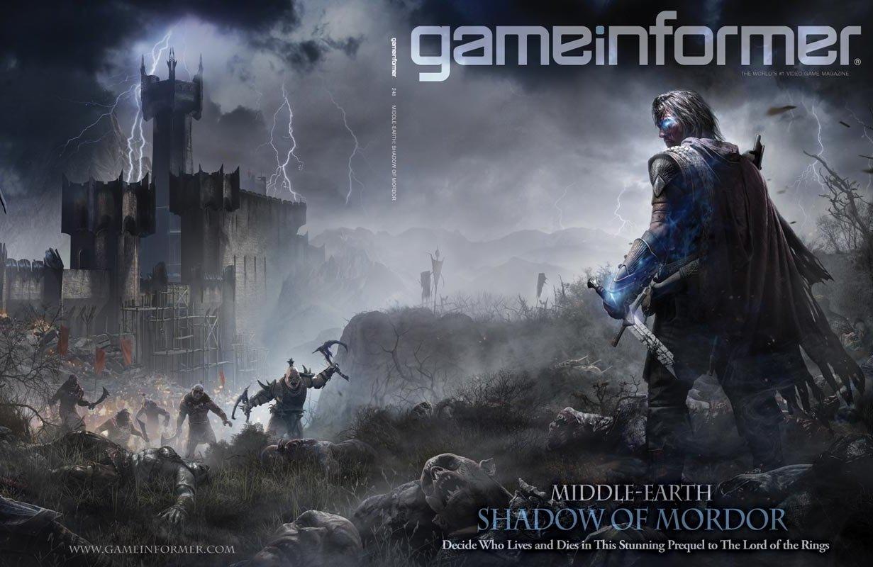 WB Games анонсируют Middle-earth: Shadow Of Mordor, новую непонятно какую по жанру игру от Monolith. Играть будем за ... - Изображение 1
