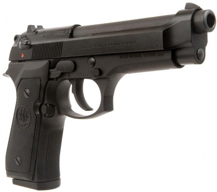 Братцы! Небольшой опрос. Sig-Sauer P 226 X-Five(1) или Beretta 92FS(2) Мне очень важно ваше мнение. Заранее спасибо!  - Изображение 2