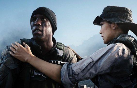 """Прошёл тут Battlefield 4 и вспомнил наконец с кого делали его лицо """"-Кимбл """"Ирландец"""" Грейв Похож неправда ли? сход ... - Изображение 2"""