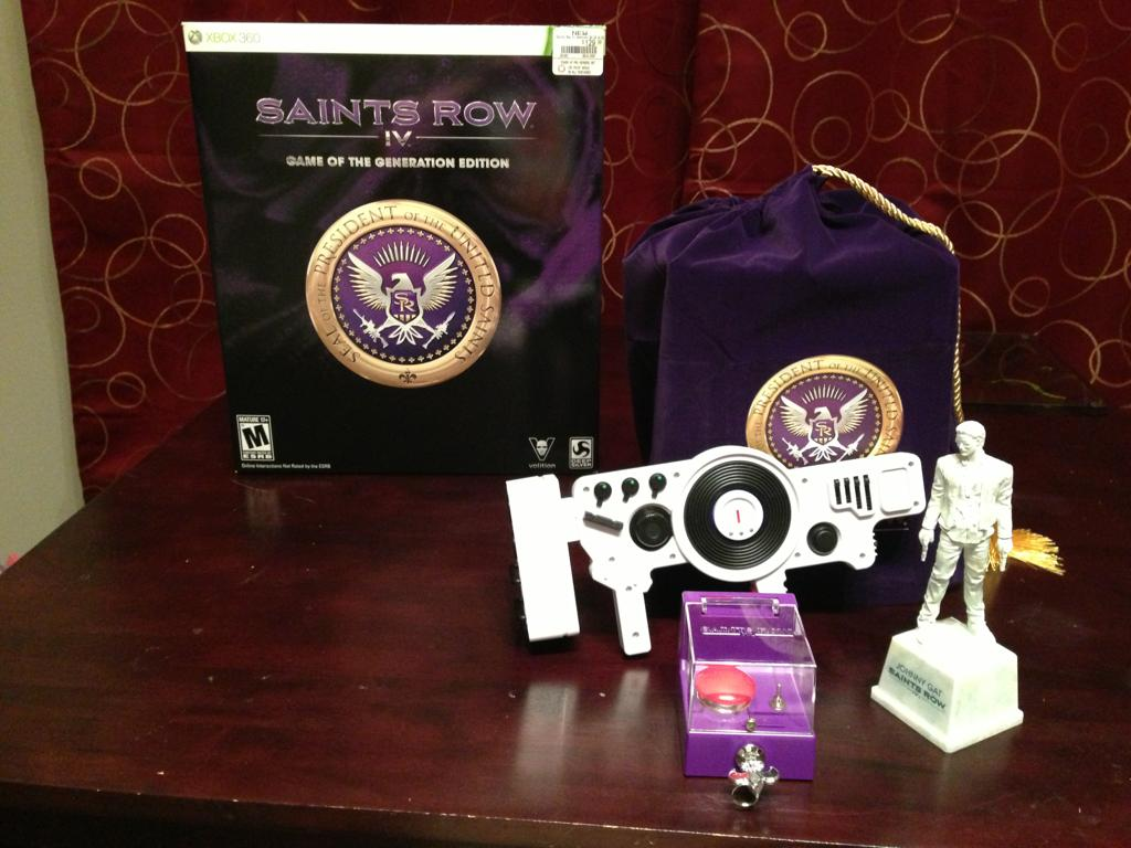 Saints Row IV издание Game of the Generation Edition. - Изображение 2