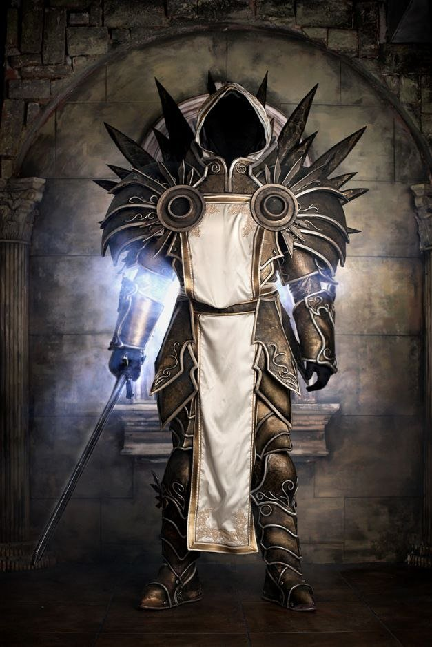 Отличный косплей на тему Diablo  - Изображение 1