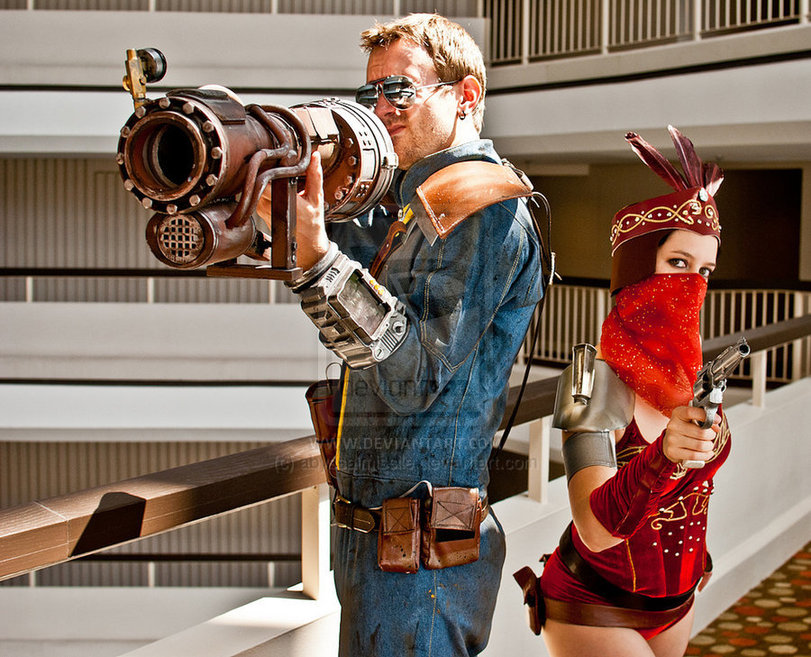 #Fallout #Cosplay. - Изображение 1