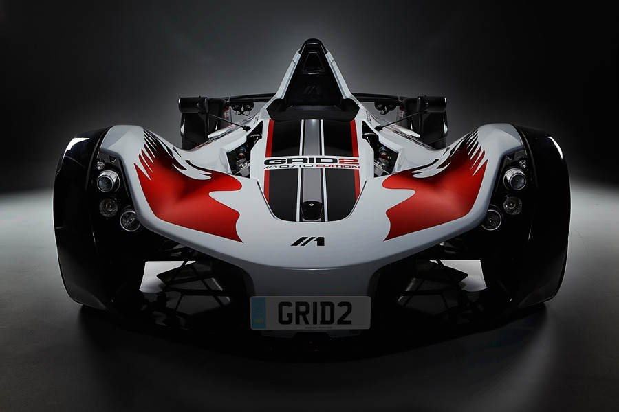 GRID 2: Mono Edition за £125000 - спорткар как бонус к игреКоллекционное издание Grid 2 за £125,000. В комплекте сам ... - Изображение 1