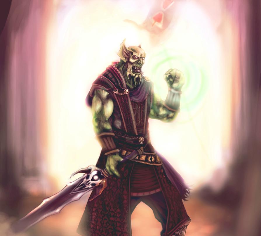 Сквара раскрыла карты на счет Nosgoth! Игра не разрабатывается Crystal Dynamics и не будет связана с Blood Omen или  ... - Изображение 1